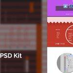 FooKit - Web Footer PSD Kit - http://t.co/oui8C0brnK http://t.co/7BhDVrPEpd