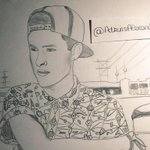 @KianLawley I made this drawing with all my heart.. Do u think i deserve your precious follow Kian? ✨❤️ http://t.co/qKY2qzw8Eq 80