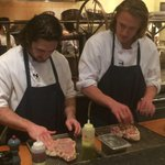 Congrats to @zuccarello36 on his new deal. A great player and friend but an even better chef ????#boysinblueshirts http://t.co/Jb6fGzQZG0