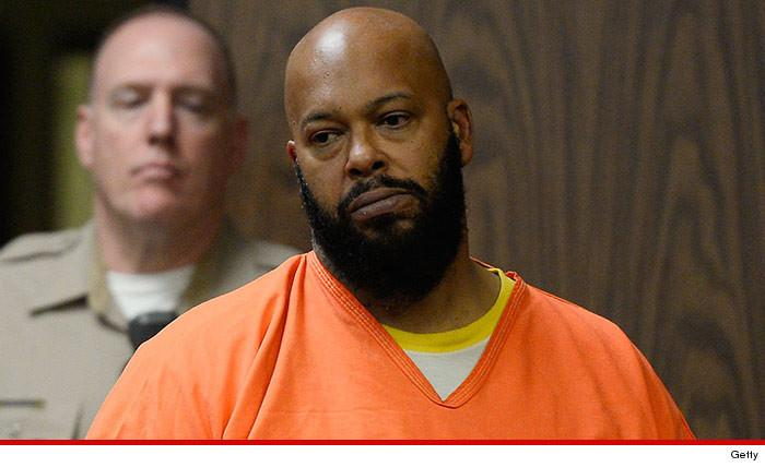 Suge Knight hospitalized AGAIN ... he says he's going BLIND