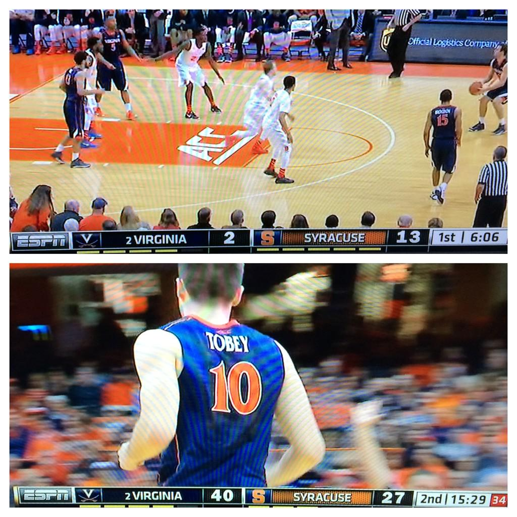 Over first 13:54, UVa was on pace to score less than 6 pts. Over next 10 mins, they were on pace to score 143 pts. http://t.co/Rcdc4Ny3mw