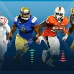 J. Strong: UP DGB: DOWN  Mike Mayock's updated position-by-postion #NFLDraft prospect rankings http://t.co/ZhIuZ0dv4u