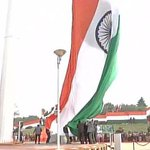 RT @NewsEighteen: Amit Shah, Ranbir Kapoor unfurl the largest and tallest Indian flag in Faridabad http://t.co/xh8mWXsWdZ @ibnlive