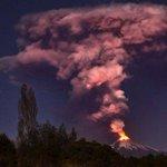 [FOTOS Y VIDEO] Alerta roja en Chile tras erupción del volcán Villarrica http://t.co/zybWBtHgVJ http://t.co/22sRsu2Vkg