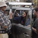 Check out: Shoojit Sircar directing Amitabh Bachchan and Deepika Padukone in #Piku. http://t.co/rXqgt4rof6