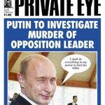 @PrivateEyeNews on Putin doing his utmost to find #Nemtsovs killer http://t.co/4uv9PzJ5QI