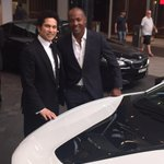 It was lovely catching up with @BrianLara in Australia http://t.co/vEFVnKpk7M
