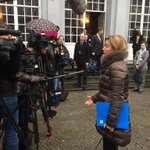Doorstep of HRVP @FedericaMog at the #EbolaResponse conference in Bxl. Watch opening session http://t.co/vRwM7QhXld http://t.co/JQYvMuO09N