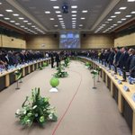 One minute of silence in memory of the victims of ebola @ #ebolaresponse conference @FedericaMog @MonarchieBe http://t.co/1hLrIM9DPD