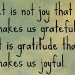 #MondayMotivation: The more we are grateful, the better our lives gets. Please RT #2thank http://t.co/KztWEMOVVf