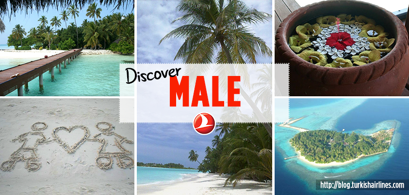 Explore the capital island of the Maldives, Male with Turkish Airlines! Read our blog now: