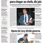 """Quem tiver que pagar (NA LAVA JATO) vai pagar"". NA LAVA JATO. Tá claro? MT @JornalOGlobo capa http://t.co/0aObzP7xkZ http://t.co/rpPB0Uq1gV"
