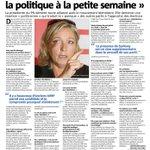 """.@MLP_officiel dans @Nice_Matin : """" @cestrosi fait de la politique à la petite semaine. """" #departementales2015 http://t.co/7BL0pqhAV7"""