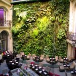 In #Paris theres @PershingHalls incredible #verticalgarden. Does #London have anything similar? @standardnews http://t.co/zFvVeQ5tuD