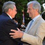 Uruguay y Cuba fortalecen su relación - http://t.co/FFw9ccodu2 http://t.co/EDD8urBnCj