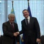 #EU #Kazakhstan Cooperation Council: Roundtable @eu2015lv http://t.co/nWHUDfmF6U http://t.co/2MeRdai8d8