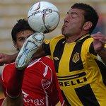 #UnDiaComoHoy nacía Gabriel Cedrés. Fue Campeón Uruguayo con #Peñarol en 1993, 1999 y 2003.  ¡Feliz Cumpleaños! http://t.co/Jm0s1zNtCZ