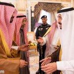 الملك يقلد القنصل السعودي في عدن #عبدالله_الخالدي وسام الملك عبدالعزيز من الدرجة الثالثة http://t.co/FpomHuemzE #عاجل http://t.co/tFlt2p3x3E