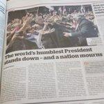 Uruguay presente en los diarios Ingleses... http://t.co/lKxwxU5JTq
