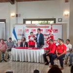 Medardo González destaca en comunicado triunfo de @nayibbukele en San Salvador http://t.co/hkKWXqtsX5