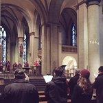 Ein toller Abschluss des Tages: Gottesdienst mit 7 Bischöfen der Nordischen Bischofskonferenz und @bischofoverbeck http://t.co/g1cnHsXXZy