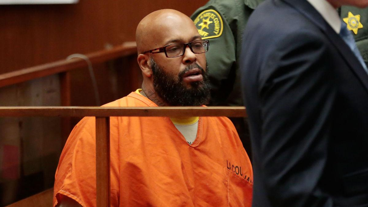 Suge Knight's problems seem to be getting worse: