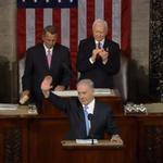 Benjamin Netanyahu is about to address Congress. You can watch here: https://t.co/RAQhs6n4Yn http://t.co/Yn1yNz5JAa