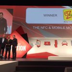 Dialogs eZ Cash won the Global Mobile Award for the Best Mobile Money Service at @GSMA Awards in Barcelona #GMA15 http://t.co/1m4VeIwB7X