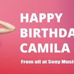 Happy Birthday to @FifthHarmonys @camilacabello97! Have a wonderful day ???? #HappyBirthdayCamilaCabello http://t.co/eV0LOgRZvM
