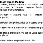 ¿Para que @DaniloMedina hace las visitas sorpresa? Contacto con nuestra gente. Agenda. Oído en el corazón del pueblo http://t.co/BqqFzAoa7O