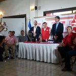 Nuestros alcaldes @FMLNoficial area metropolitana y San Miguel. Triunfo del pueblo. http://t.co/Vp2Avi1r5o