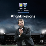 VILLA v WBA: Tim Sherwood - I want the fans to spur us on. We want to send them home happy. #AVFC #FightLikeLions http://t.co/MnBqP0SZvE
