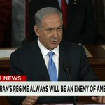 """""""To defeat ISIS and let Iran get nuclear weapons would be to win the battle, but lose the war"""" #BibiSpeech @CNN http://t.co/8RTscz3QqN"""