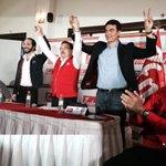 FMLN presenta a sus alcaldes ganadores, pero esperan más resultados de diputados. #EFElectoral http://t.co/0P7CCQSzJC