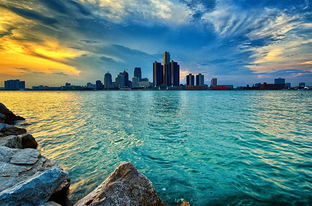 Detroit Rocks. http://t.co/f5OceTKhN6   Image by Mike Boening http://t.co/KOSsfhO0iz