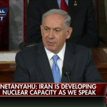 """.@Netanyahu: """"When it comes to Iran and ISIS, the enemy of your enemy is your enemy."""" #NetanyahuSpeech http://t.co/x2kMdoVDIf"""