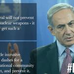 This is a ridiculous claim. #BibiSpeech http://t.co/nGfTzJ9nrF