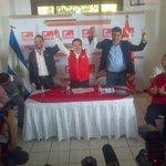 Nuestra gran victoria es el triunfo de @nayibbukele en SS asegura Medardo Gonzalez http://t.co/7nkyzRLHoA