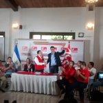 Medardo González destaca triunfo de @Miguelpereirasv en San Miguel http://t.co/wk1EJ19nBC