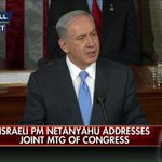 """""""[This deal] doesnt block Irans path to the bomb. It paves Irans path to the bomb."""" @Netanyahu #NetanyahuSpeech http://t.co/CKl4xdAZgg"""