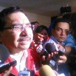 Nos mantenemos como la primera fuerza política, el resultado preliminar así lo dice, afirma Medardo González http://t.co/UbsoE94Z0z