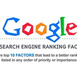 Master These 10 SEO Factors to Improve Your Ranking on Google - http://t.co/dLfANoD17O #KPRS #Infographic http://t.co/oU5WNC4wxf