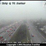 """@HoustonChron: Dense fog makes this morning's commute dicey. Drive carefully, Houston! http://t.co/kAvOOBTN7T http://t.co/cIZzpHpXWQ"""