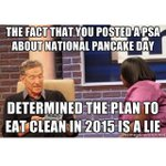 NATIONAL PANCAKE DAY IS HERE !!! http://t.co/ZZC7aQRdJZ