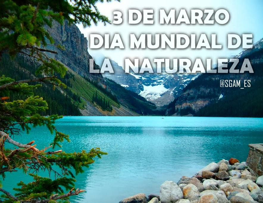 ¡Feliz #DíaMundialdelaNaturaleza! Ayudemos en la conservación de nuestra maravillosa flora y fauna #Salvalatierra http://t.co/ZtQSsWZ66P