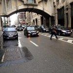 Les taxis en grève bloquent #Bruxelles. Pourtant parmi les plus chers dEurope... http://t.co/ncdgvxqyjb