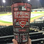 Stadium cup lovers get 2 teams in 1 @GoodyearBP cup. Check out the 2015 @reds @Indians @cactusleagueaz cups. #12News http://t.co/jv4TiwTzl0