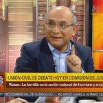[VIDEO] Julio Rosas: La #UniónCivil busca debilitar el concepto de familia http://t.co/jjqFOLA3yT http://t.co/wapToVBOf1