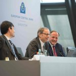 Economics Nobel prize winner Jean Tirole talks to ECB staff about his research http://t.co/TaIWXRYUkW
