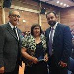 En la Casa del Folclore, en la entrega de útiles Escolares, por parte de la Municipalidad Osorno.. http://t.co/axK1s1Iejj